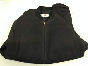 G & K Service Small Black Work Jacket