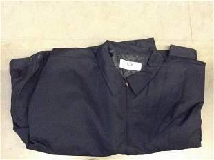 G & K Service Black Work Jacket 5XL