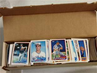 Large Amount of Various Baseball Cards