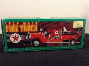 1929 Mack Fire Truck in Box