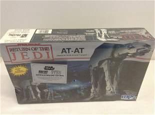 sealed Star wars return of the jedi At-At Ertl model