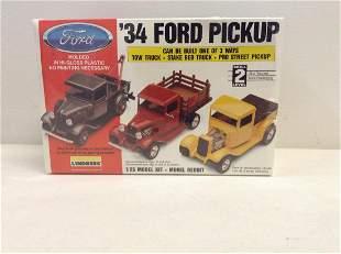 Lindberg Ford '34 Ford Pickup model sealed