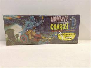 Mummy's Chariot sealed model