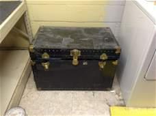 """Vintage Steamer Trunk 31""""x20""""x22"""""""