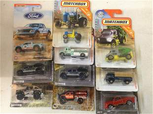 Large Amount of Ford Cars