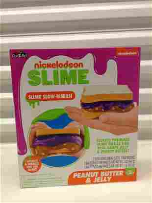 Nickelodeon Slime Peanut Butter and Jelly in Box
