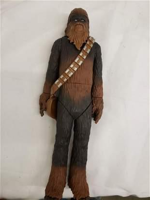 "Star Wars Chewbacca 15"" action figure"