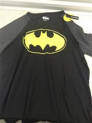New Batman Adult 3X T-Shirt
