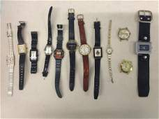 1970s Playboy Playmate watch and other vintage watches