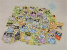 Huge Lot of Pokemon Cards
