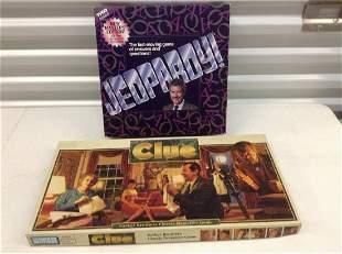 Lot of Vintage Board Games