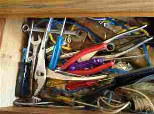 Drawer Full of Tools