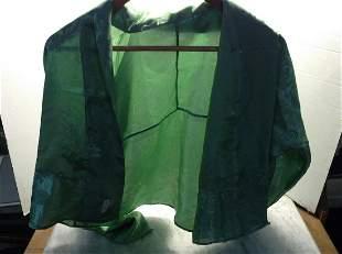 Newark Museum Silk Jacket