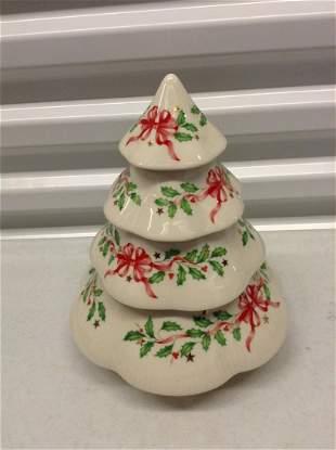 Lenox Christmas Tree