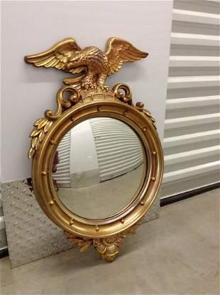 """Syroco Eagle Convex Mirror 27""""x 16"""""""