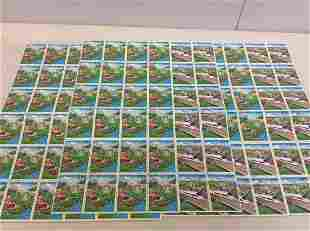 Lot of Foreign China Stamps