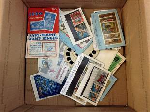 Lot of Various Stamps