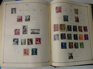 International Postage Stamp Album Part VI