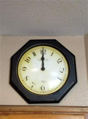 Sterling & Noble Clock