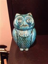 """Ceramic Owl 10.5"""""""