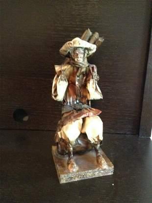 Paper Mache Statue