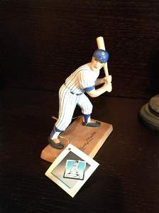 """Mickey Mantle 1st Sports Impressions Numbered """"The"""