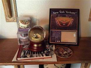 NY Yankees Collectibles
