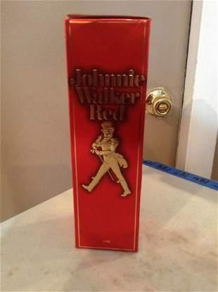 Johnnie Walker Red Scotch 1L