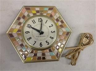 General Electric Clock