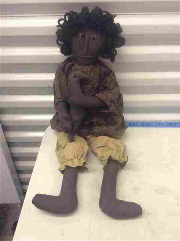 african doll 27 inch long