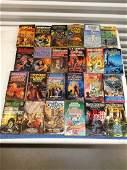Huge Lot of Fantasy/Sci-fi Novels