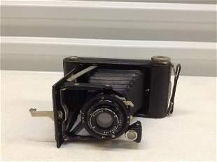 Early Kodak Junior Camera