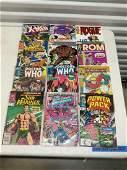 Large Lot of Comics