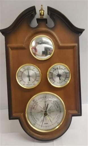 Jason Barometer/Thermometer/Hygrometer