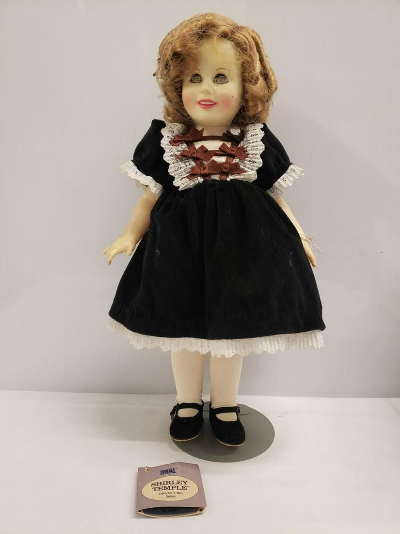 Shirley Temple Ideal porcelain doll