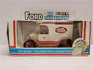 1913 Ford model T delivery truck ERTL die-cast metal