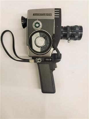 Vintage Yaschica 8-EM film movie camera