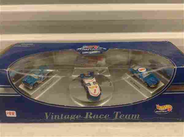 Vintage Collector Hot Wheels Vintage Race Team