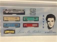 Elvis Presley The King Love Me Tender in Box