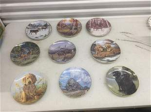 Large lot of Franklin Mint numbered Limited Edition