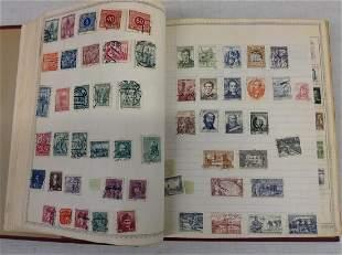 The New World Wide Postage Stamp Album
