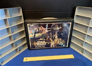 Star Wars Mini-Action Figures Collectors Case
