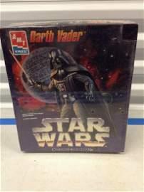 1995 AMT Ertl Darth Vader Vinyl model sealed