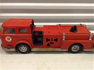 Texaco Fire Chief Metal Truck