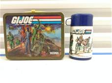 G.I. Joe Lunchbox with Thermos