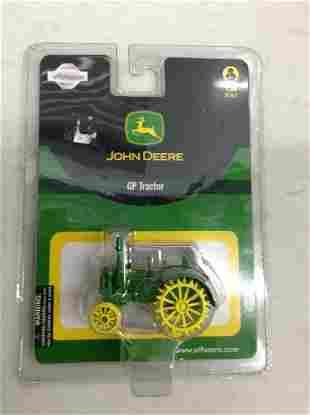 John Deere GP tractor figure