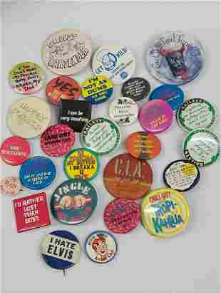 Vintage Buttons 1 Some Risque