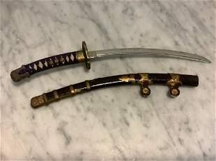 "Sword Measures 12"" long"