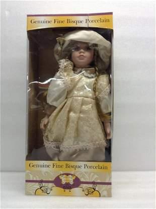 Jenny Faith Collection Genuine Fine Bisque Porcelain