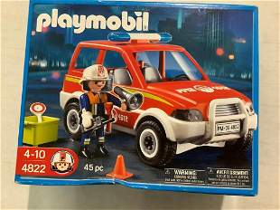 Playmobil Unopened Box Set